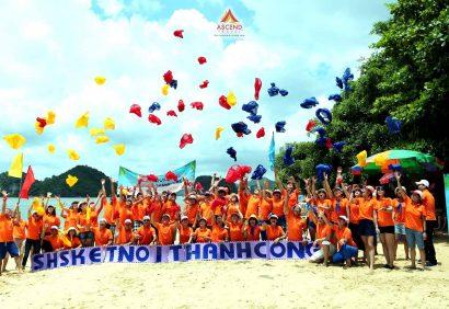 Kỷ niệm 10 năm thành lập công ty CP chứng khoán Sài Gòn Hà Nội SHS