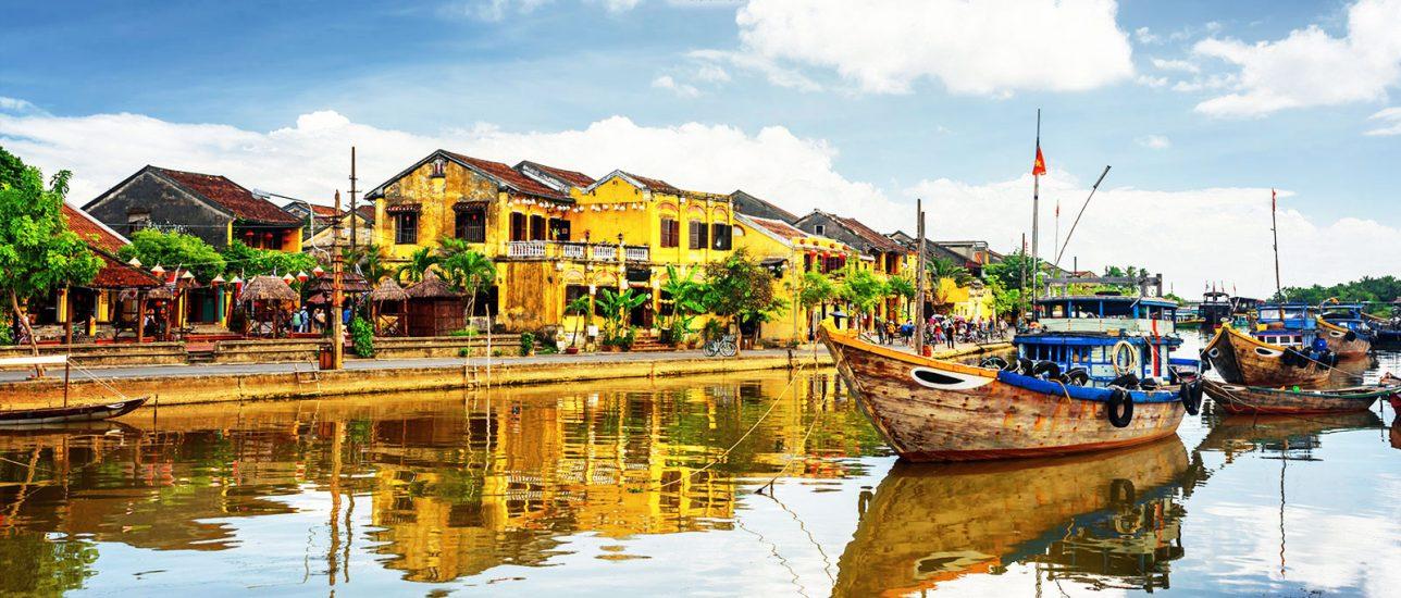 Du lịch Đà Nẵng - Bà Nà - Hội An - 2018