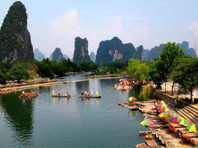 Du lịch Nam Ninh – Nam Đan 4N3Đ