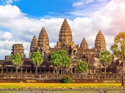 Du lịch Campuchia – Siêm Riệp – Phnom Penh