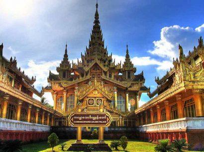 Du lịch Myanmar – Yangon – Kyaikhtiyo – Bago