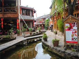Du lịch Lệ Giang – Bay nội địa