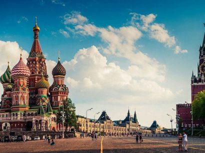 Du lịch Nga – Matxcova – St Petersburg 7 ngày