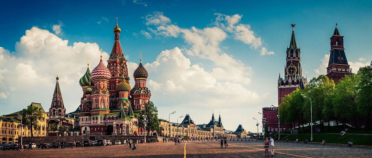 Du lịch Nga - Matxcova - St Petersburg 7 ngày