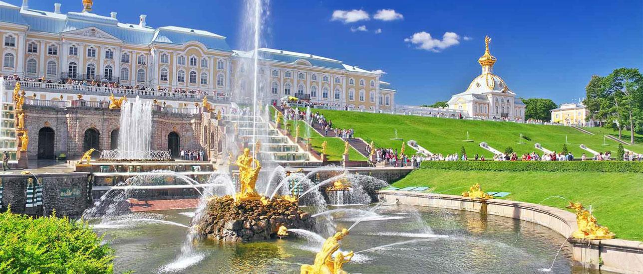 Du lịch Nga - Matxcova - St Petersburg 9 ngày