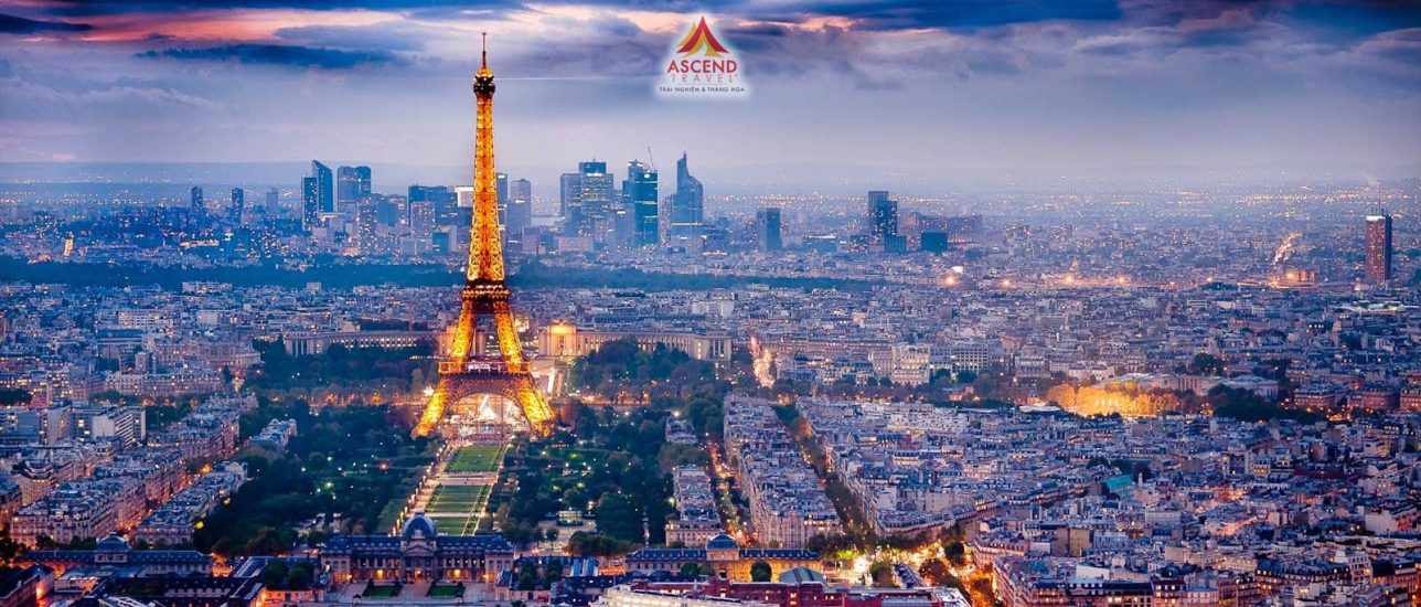 NGÀY 2 PARIS