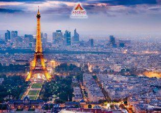 NGÀY 2 PARIS CITY TOUR