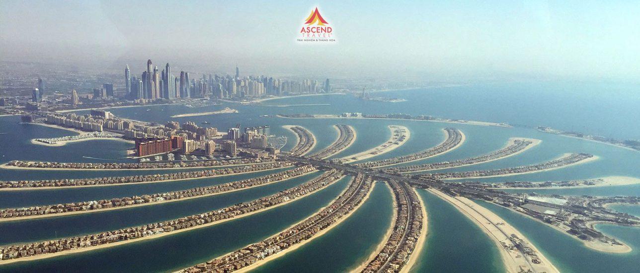 NGÀY 01: HÀ NỘI - DUBAI