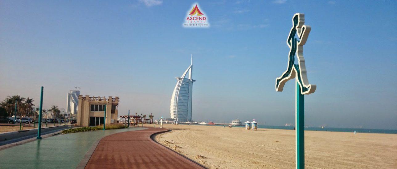 Khách sạn 7 sao tại Dubai