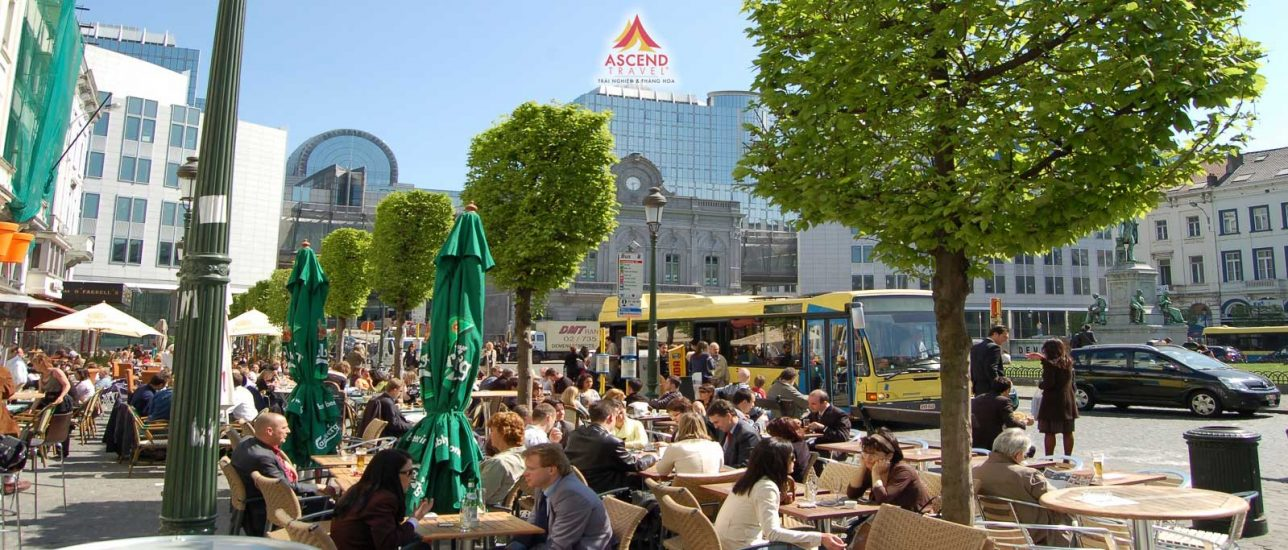 NGÀY 5 BRUSSELS – AMSTERDAM