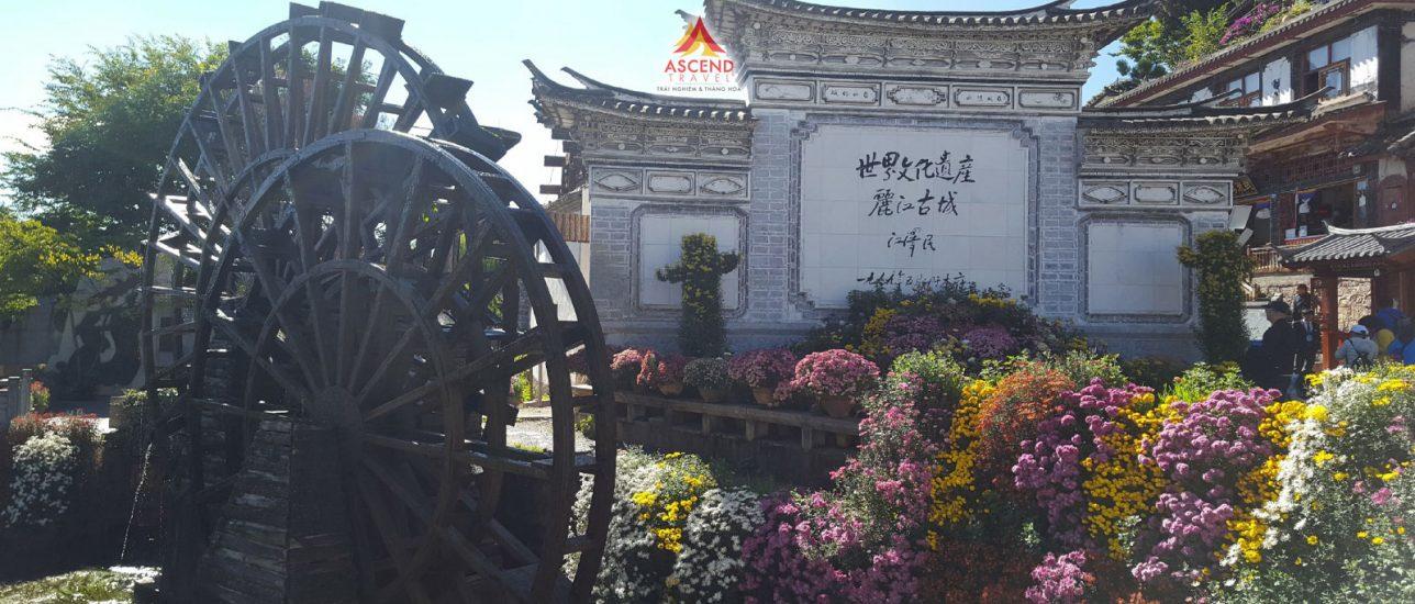 Lệ Giang - Shangri la