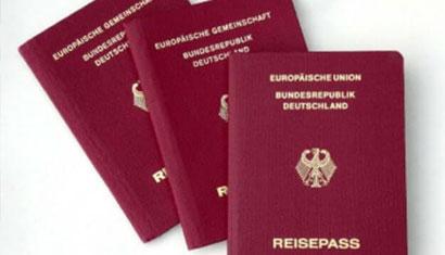 Hướng dẫn thủ tục làm visa Đức diện công tác