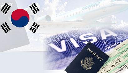 Thủ tục làm visa Hàn Quốc diện cá nhân tự chi trả