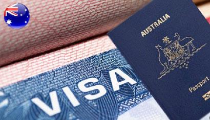 Hướng dẫn thủ tục làm visa Úc diện công tác
