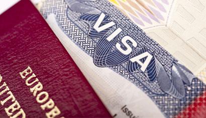 Hướng dẫn thủ tục làm visa Châu Âu diện công tác