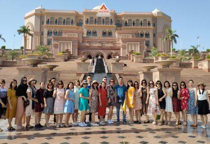 Vietcombank Quảng Ninh – Dubai 2018