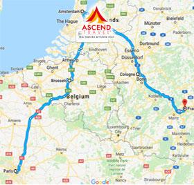 Du lịch Pháp-Bỉ-Hà Lan-Đức (4 nước Tây Âu)