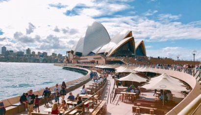 visa Úc trong tầm tay