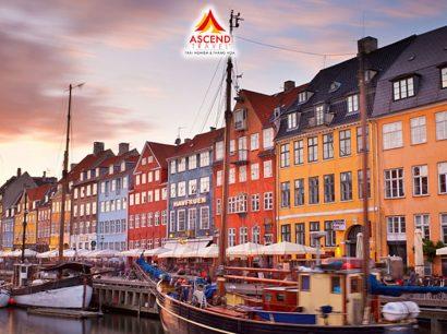 Du lịch Bắc Âu 4 nước Đan Mạch-Nauy-Phần Lan-Thụy Điển