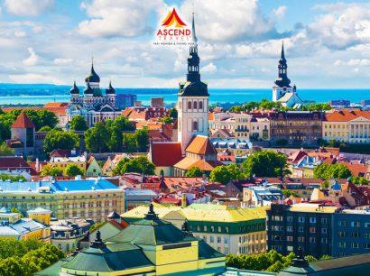 Du lịch Bắc Âu 6 nước Đan Mạch-Nauy-Phần Lan-Nga-Estonia-Thụy Điển