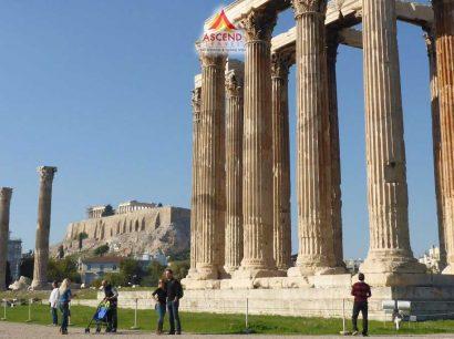 Du lịch Hy Lạp – Đất nước của những kỳ quan