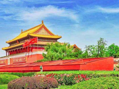 Du lịch Bắc Kinh Trung Quốc bay thẳng CA