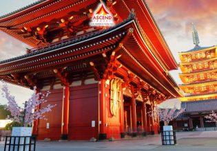NGÀY 02:  TOKYO – VỊNH ODAIBA – CUNG ĐIỆN HOÀNG GIA