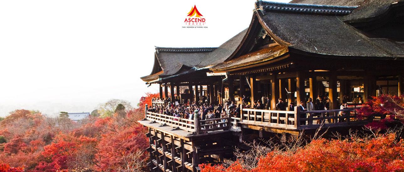 Chùa Thanh Thủy – Kiyomizu-dera