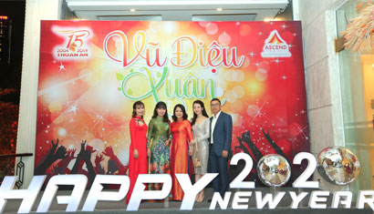 Tiệc Tất Niên Thuận An - Ascend Travel